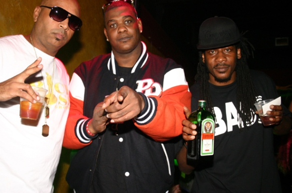 Jay Johnson Banks, Da Gymini and Loren K Wilson
