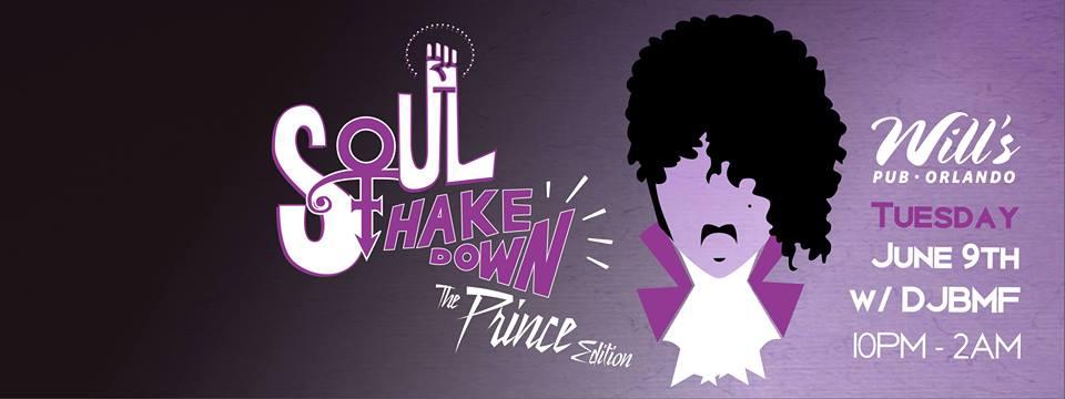 Soul Shakedown Prince Edition